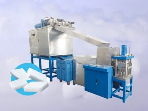 dry ice briquetting machine