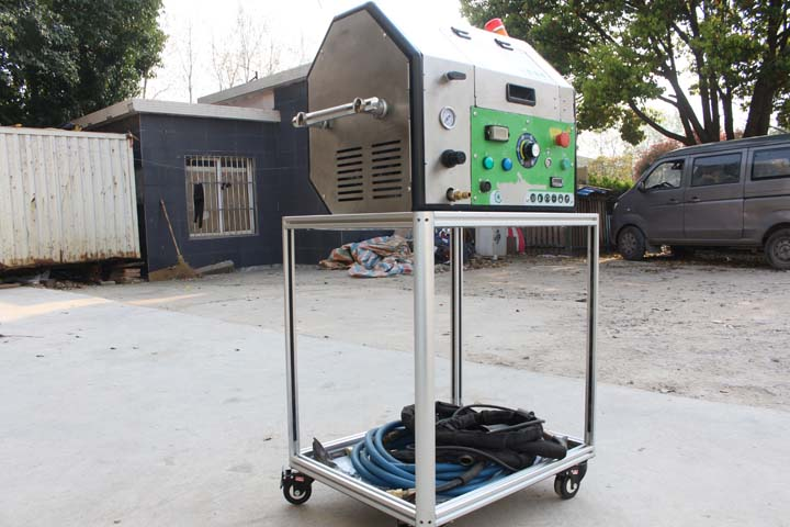 small dry ice blaster machine for sale